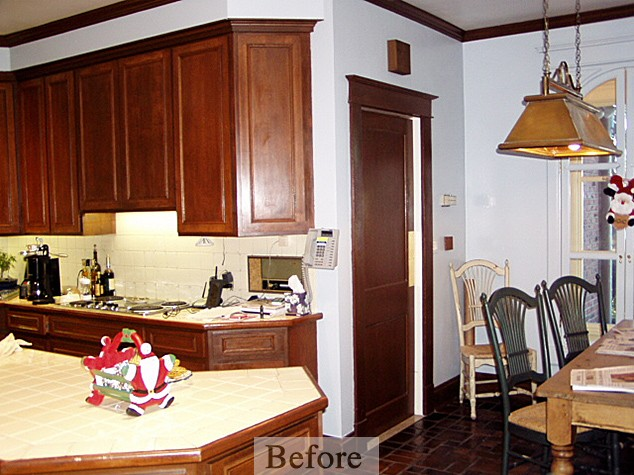Cotrell Kitchen & Home Remodeling – Before