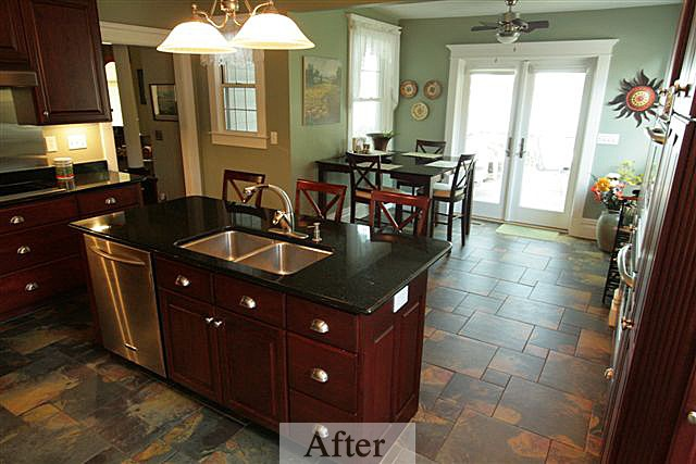 Hund Kitchen & Bath Remodel – Complete