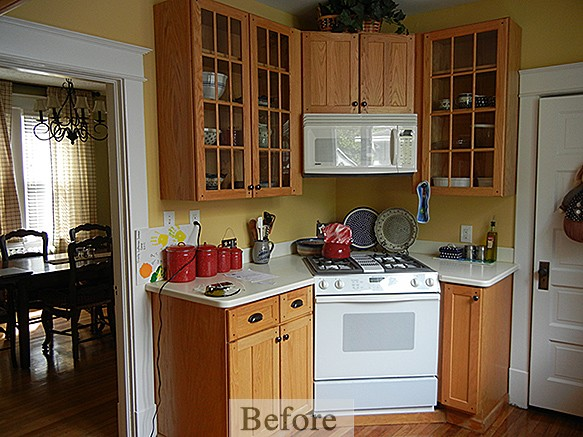 Timmons Kitchen Remodel – Before