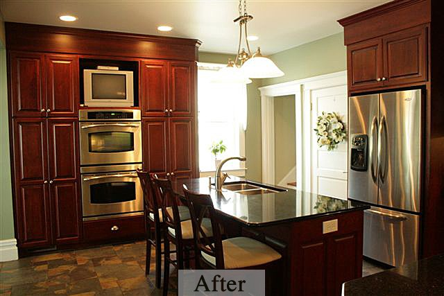 Cotrell Kitchen & Home Remodeling – Kitchen Complete