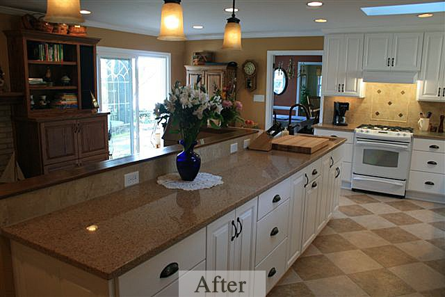 Merryfield Kitchen Remodel – Complete