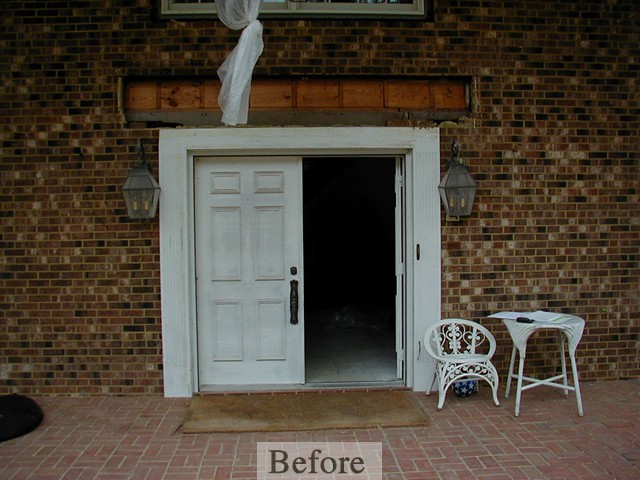 Entryway – Before