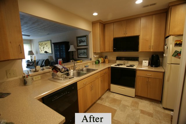 Pardee Kitchen Remodel – After