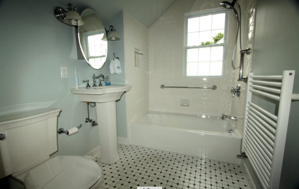Crawford Bath Remodel