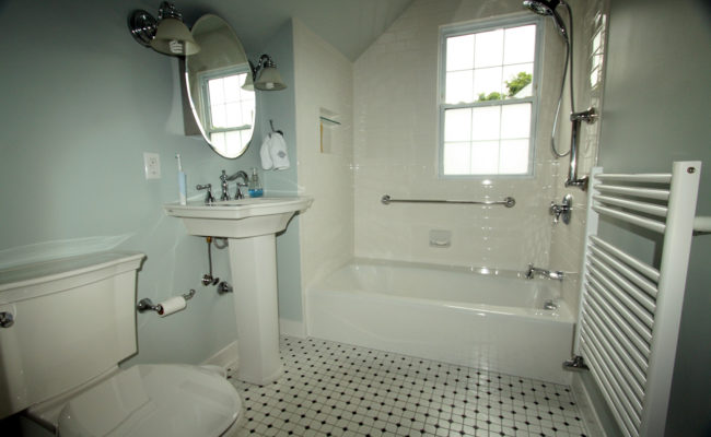 Crawford Bath Remodel – Completed
